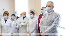 Сергеенко: государство готово помогать коллективам, которые занимаются созидательным трудом