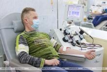 Сергеенко поддержал предложение вернуться к работе над законопроектом о донорстве крови