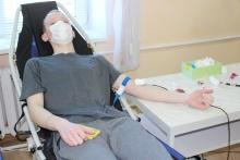 Дни Донора «Кровь вовремя – спасение жизни!» продолжаются