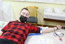 День Донора «Кровь вовремя – спасение жизни!» состоялся в БГАТУ